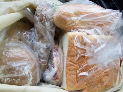 アフリカ系のパン
