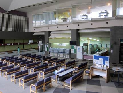 新潟県立中央病院