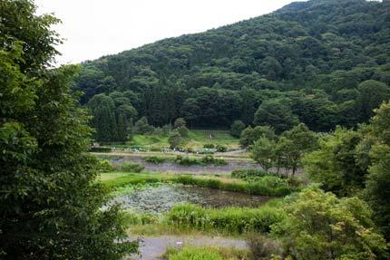 辰野町ほたる童謡公園