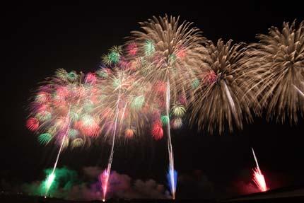 長岡の花火12フェニックス