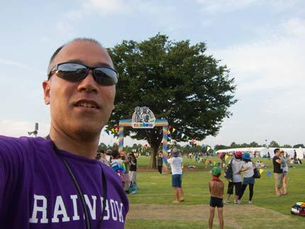 音楽と髭達2012 -Rainbow-