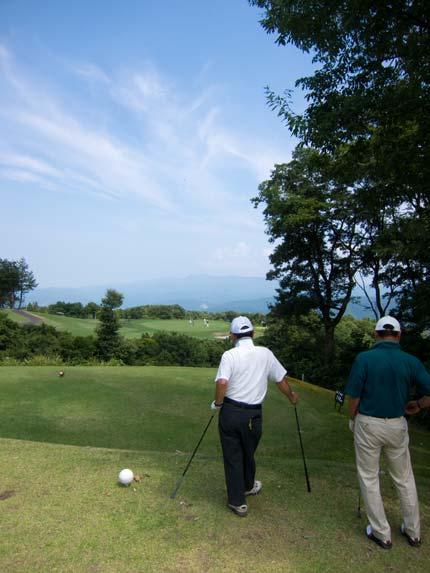 平山町内ゴルフコンペ