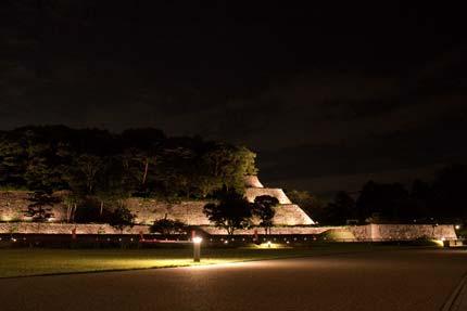 金沢城外堀