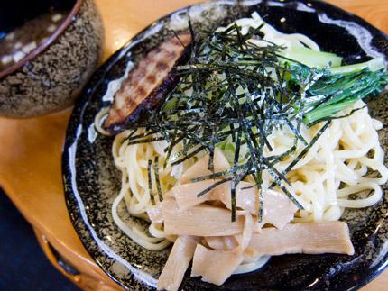 特製つけ麺700円