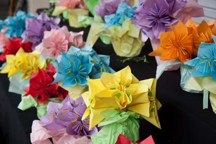アートの花