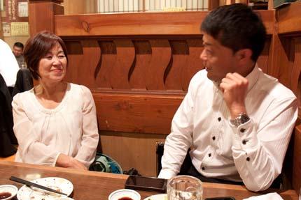 飯塚さんと吉野さん