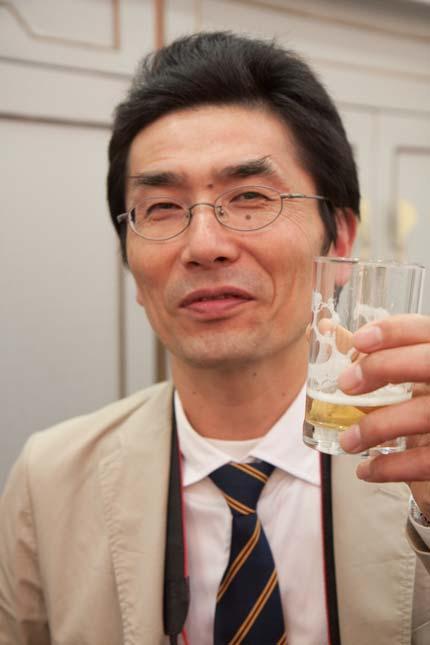 木仙人、保田悦男さん