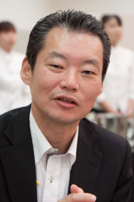 (株)本橋製作所の井上浩良さん