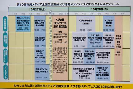 くびき野メディアフェス2012