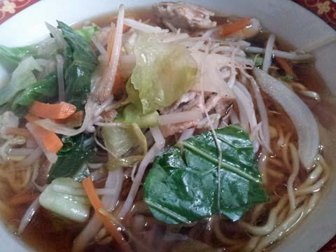 袋麺(日清ラ王)
