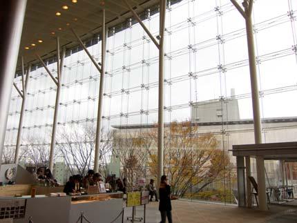 りゅーとぴあ新潟市民芸文化会館