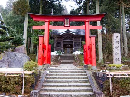 旦飯野神社(あさいいのじんじゃ)
