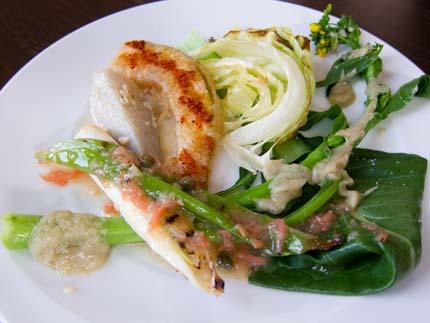野菜のメイン料理