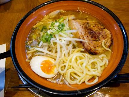 みそらー麺730円