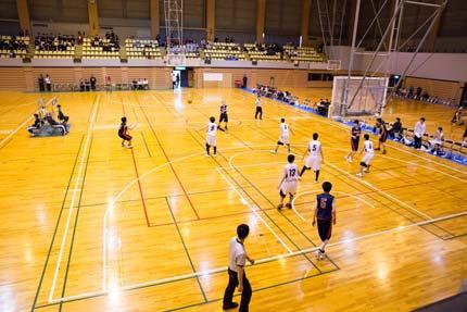 新潟県高校バスケットボール上越地区大会