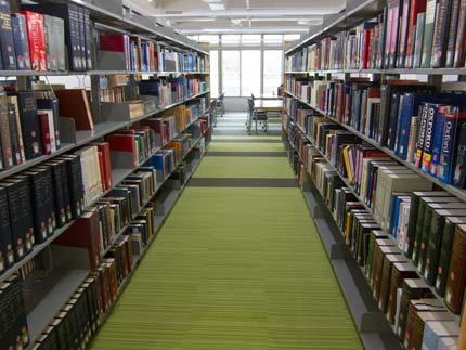 新しい図書館