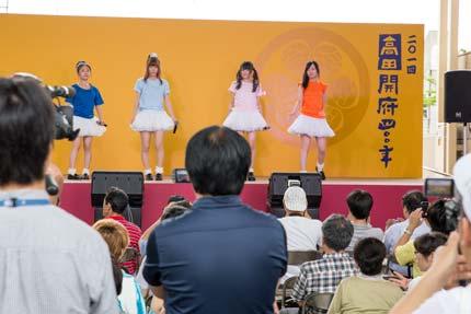 高田城開府400年のイベント