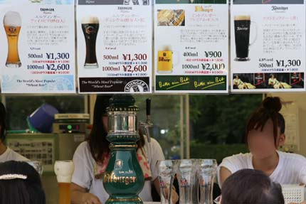 高級ビール