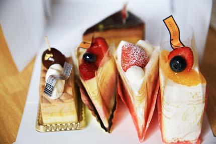 土産ケーキ