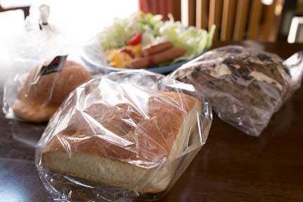 ルパンドゥジョエル・ロブションで買ったパン