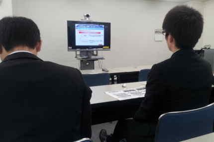 介護保険のTV会議セミナー