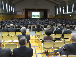 鍋島陽一先生講演会