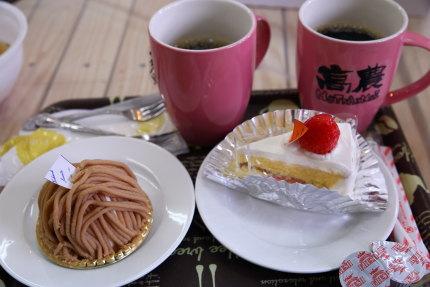 ケーキ喫茶