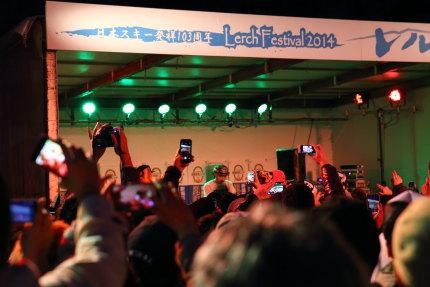 湘南の風HAN-KUNさんのライブ