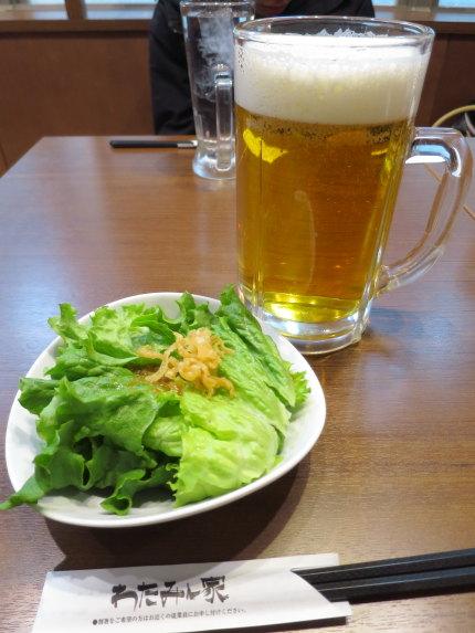 大ジョッキビール