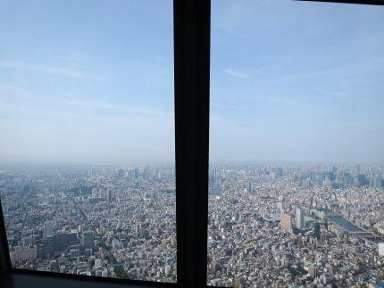 本当の東京の街