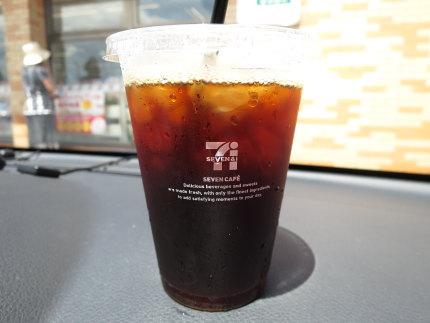 レギュラーアイスコーヒー