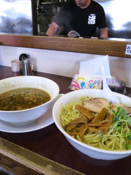 つけ麺大盛り680円