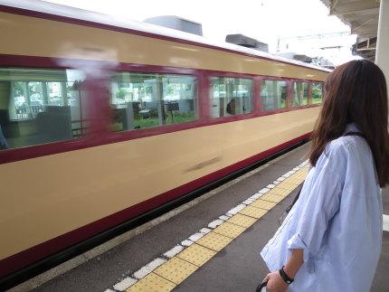 電車くびき野1号