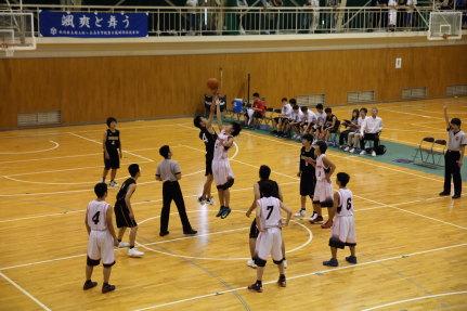 高校バスケットボール北陸選手権大会