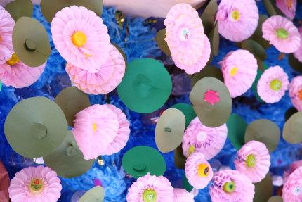 花をテーマにした作品