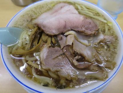 老麺750円