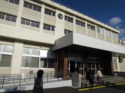 新潟市立高志中等教育学校