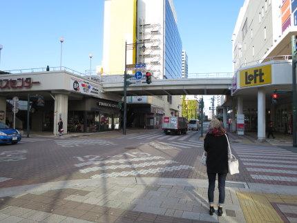 新潟市中央区万代