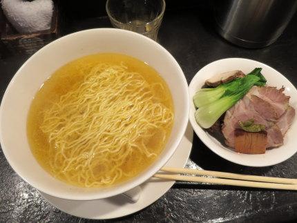 鶏塩麺(とりしおめん)900円