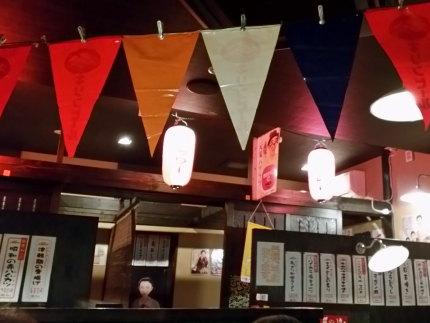 昭和の臭いのするような居酒屋