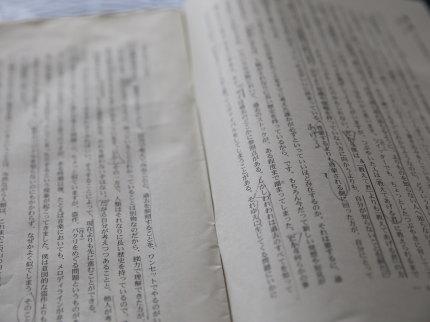 論文、小説