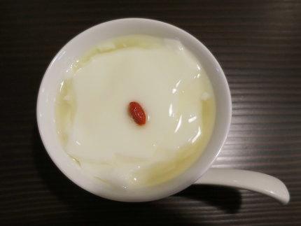 杏仁豆腐250円
