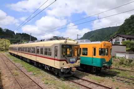 富山地方鉄道立山線の電車