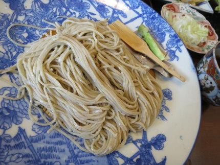 二八ざる蕎麦777円