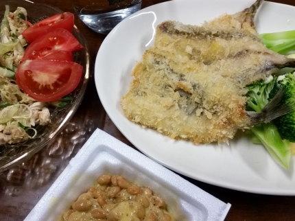 5月21日(木)の夕食