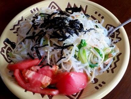 5月22日(金)の昼食