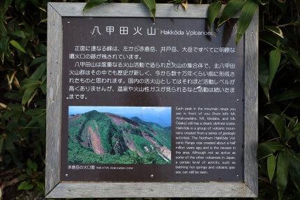 八甲田山は、火山