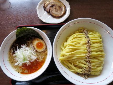 塩つけ麺780円