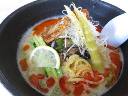 冷製担々麺950円