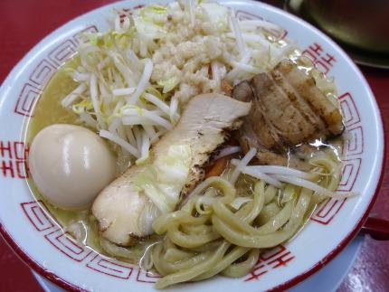 鶏なおじろう700円+煮玉子クーポン